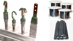 Anodes and Extruded Products